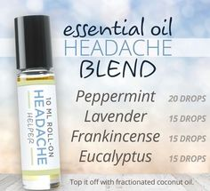 essential oil blend to help with anxiety doterra essential oil recipe for anxiety Essential Oils For Headaches, Doterra Essential Oils, Natural Essential Oils, Young Living Essential Oils, Essential Oil Blends, Migraine Essential Oil Blend, Essential Oils For Vertigo, Essential Oils For Depression, The Essential Life