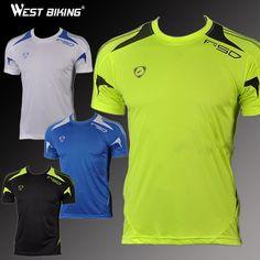 Mens Bike Shirts Slim Fit Workout Shirts Male T-shirt Men Quick Dry Shirt   #bodybuilding #shirt #tshirt #top #handball #fitnessapparel #sportswear #activewear #clothing