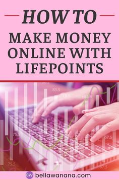 This post shows you how to make money online with LifePoints, one of my favourite survey platforms to make money from home! Make Money Fast, Make Money Blogging, Make Money From Home, Make Money Online, Legit Online Jobs, Online Assistant, Take Surveys, Survey Sites, Making Extra Cash