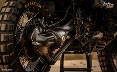 """The King"" - RocketGarage - Cafe Racer Magazine"