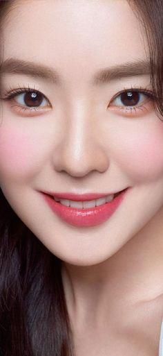 Naturally Beautiful, Beautiful Eyes, Beautiful Women, Skin Makeup, Beauty Makeup, K Pop, Irene Red Velvet, Korean Natural Makeup, Asian Beauty