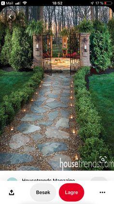 Landscaping, Sidewalk, Walkway, Yard Landscaping, Landscape, Garden Design, Walkways, Landscape Designs