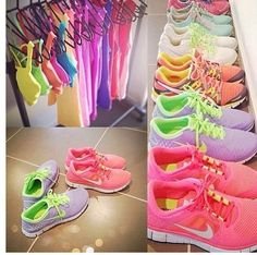 If only my closet looked like this!