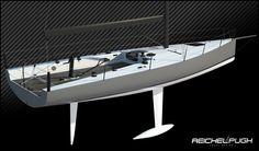 Reichel/Pugh Yacht Design · Race 40