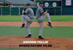 My Nephew Andrew Pullin.  Ambidextrous Pitcher.  Drafted by Philadelphia Phillies.