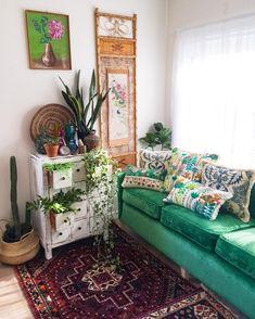 33 Cool Teenage Boy Room Decor Ideas - The Trending House Bohemian Interior, Bohemian Decor, Boys Room Decor, Boy Room, Sweet Home, Deco Boheme, Living Spaces, Living Room, My Dream Home