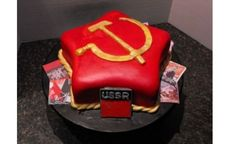 #cake #soviet #cccp #communism #svetlanas