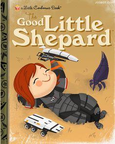 The Good Little Shepard (Mass Effect)