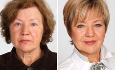 Makeup Tips For Older Women 60 Ideas Older Women Hairstyles, Cool Hairstyles, Hairstyles Haircuts, Short Hair Cuts, Short Hair Styles, Makeup Tips For Older Women, Beauty Makeover, Makeover Hair, Trending Hairstyles