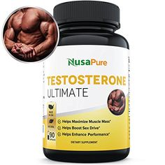 NusaPure Testosterone Booster with Tribulus Terrestris >>> Continue to the product at the image link.