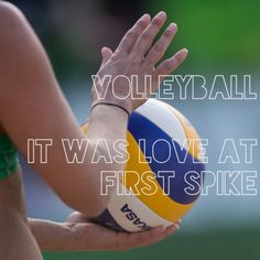 #Volleyball is love http://www.fivb.org/