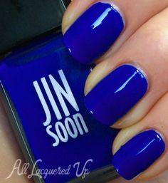 JINsoon - Blue Iris