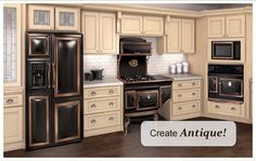 Antique appliances, retro refrigerator, reproduction stove and vintage stoves | Elmira Stove Works