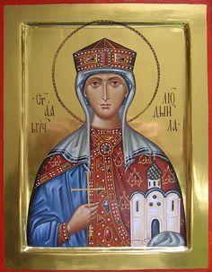 St. Ludmilla