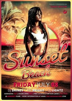 """DOWNLOAD: - https://thatsdesignstore.com/product/beach-party-flyer-psd-template-3/  Get unlimited access and unlock All """"Thats Design Store"""" Portfolio! - https://thatsdesignstore.com/membership/"""