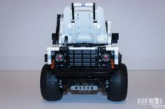 Custom Technic Lego Land-Rover Defender 90