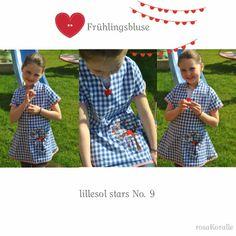 .: lillesol stars No. 9