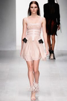 Marios Schwab Spring 2013 RTW - Review - Collections - Vogue