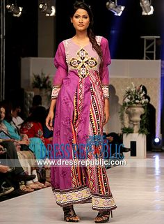 Nofil Siddiqui Pakistani Lawn Suits Collection 2014  Embroidered Cotton Lawn Fabric: Nofil Siddiqui Pakistani Lawn Suits Collection 2014 in Kilmarnock, East Ayrshire, Scotland. by www.dressrepublic.com