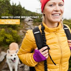 How to Lose Weight Fast (50+ Simple Tips for Women)- this list is awesome!