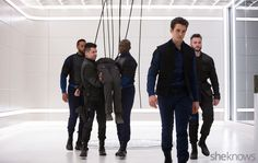 Insurgent exclusive! 7 Never-before-seen pics from the film!