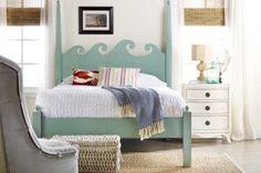Bedroom Furniture Design of North Shore Bed by Somerset Bay, North Carolina