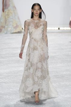 Wedding Gowns for the Fashion Obsessed - Designer Wedding Dresses from Fashion Month - StyleBistro