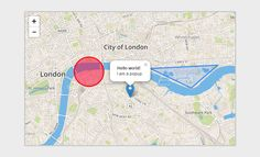 Leaflet is an open-source JavaScript library for mobile-friendly interactive maps. Weighing just about 38 KB. Simple Mobile, Interactive Map, Web Design, Design Blogs, Open Source, London City, Graphic Design Inspiration, Maps