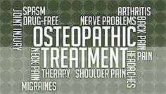 The Many Heath Benefits Of Osteopathic Treatment