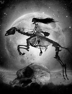 Eternal Rideby Dan Verkys. ☚