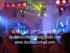 Double Cocktail 2014 WAKE ME UP Cover AVICII