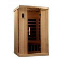 This sauna is made with solid double tongue and groove Canadian Hemlock-Fir Or Red Cedar Wood. It uses commercial grade PureCarbon Far Infrared Heaters with largest heating surface area in its class. Some of the unique features in this sauna include Hot A Interior Design Kitchen, Interior Design Living Room, Tall Cabinet Storage, Locker Storage, Golden Design, Sauna Room, Infrared Sauna, Bathroom Spa, Home Projects