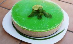 Tarta de Mojito