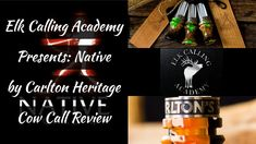 Native by Carlton Heritage Open Reed Cow Elk Call Review
