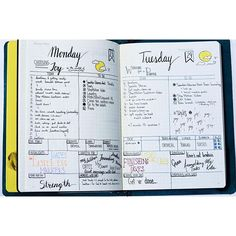 This was a new daily page