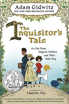 The Inquisitor's Tale: Or, The Three Magical Children and... https://www.amazon.com/dp/0525426167/ref=cm_sw_r_pi_dp_x_p.jRybSKXYZ08