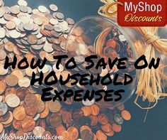 Life can get expensive, but you don't have to feel overwhelmed! Read this for ways to save money on household expenses. #5 will surprise you!