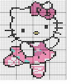 Resultado de imagem para rosa em ponto cruz grafico