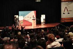 Discurso pronunciado en la Feria Internacional del Libro de Bogotá, el 23 de abril de 2016, por el escritor Fernando Vallejo.