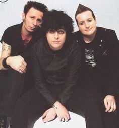 Mike, Billie, & Trè