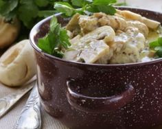 Blanquette de veau aux champignons : http://www.fourchette-et-bikini.fr/recettes/recettes-minceur/blanquette-de-veau-aux-champignons.html