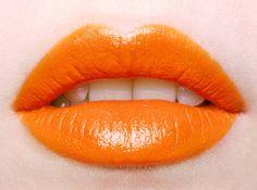 Coral? Orange? Whatever, we dig it. -  www.facebook.com/Tokes.e.Trukes  ★ Tokes & Trukes Make Up ★