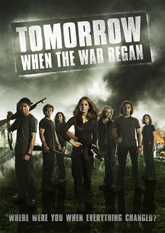 Tomorrow When The War Began - Directed by Stuart Beattie. With Caitlin Stasey, Rachel Hurd-Wood, Lincoln Lewis, Deniz Akdeniz. When their country is invaded and their families are taken, eight unlikely high school teenagers band together to fight. Top Movies, Great Movies, Movies To Watch, Movies And Tv Shows, Indie Movies, Caitlin Stasey, Weekend Camping Trip, Dark City, Prime Video