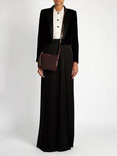 Teen leather cross-body bag | Saint Laurent