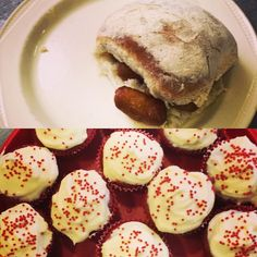 It wouldn't be Friday at #WLR without #Blaas and #cupcakes! Cheers to @blaa_by_walshs_bakehouse  and Emma who's on work experience! #LifeAtWLR #WeLoveFood