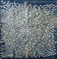N e e d l e p r i n t: Wissa Wassef Art School Tapestry - Free Jigsaw Download