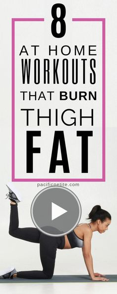 Why is inner thigh fat such stubborn fat? Well here are some most effective inner thight workout for women at home. Get toned, thinner, slimmer, muscular thighs. Easy Workouts, At Home Workouts, Workout Routines, Fat Workout, Tummy Workout, Workout Tips, Workout Plans, Inner Thight Workout, Burn Thigh Fat