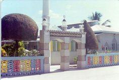 Pakistani Mosque in Gan, Maldives