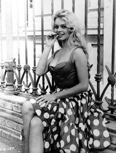 How curvy vs. skinny has changed in Hollywood through the years: Brigitte Bardot
