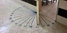 This Door In A Math Classroom